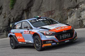 Corrado Fontana, Nicola Arena (Hyundai i20 WRC #2, Bluthunder), CAMPIONATO ITALIANO WRC
