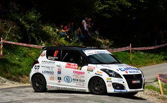 Marco Longo, Remo Bazzanella (Suzuki Swift R1 #87, Destra 4) , CAMPIONATO ITALIANO WRC