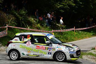 Rino Lunelli, Valentino Morelli (Suzuki Swift Rstb1 #92, Pintarally Motorsport) , CAMPIONATO ITALIANO WRC
