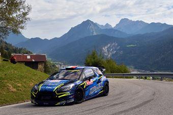 Simone Miele, Lisa Bollito (Citroen Ds3 #5, Top Rally), CAMPIONATO ITALIANO WRC