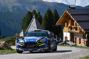 Simone Miele, Lisa Bollito (Citroen Ds3 WRC #5, Top Rally), CAMPIONATO ITALIANO WRC