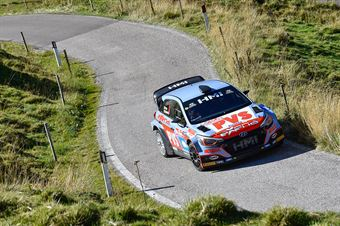 Pedro, Emanuele Baldaccini (Hyundai i20 WRC #6, Daytona Race) , CAMPIONATO ITALIANO WRC