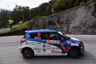 Roberto Pelle, Roberto Riva (Suzuki Swift R1 #85, Destra 4) , CAMPIONATO ITALIANO WRC