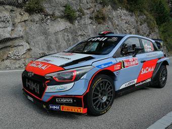 Fontana Arena (Hyundai I20 Ng Wrc #2, HMI), CAMPIONATO ITALIANO WRC
