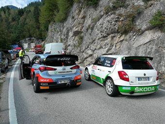 Shakedown 38 Rallye San Martino di Castrozza e Primiero, CAMPIONATO ITALIANO WRC