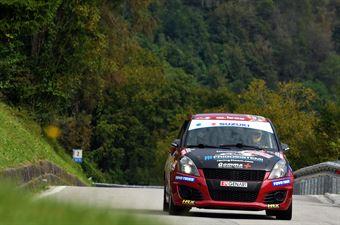 Nicola Schileo, Gianguido Furnari (Suzuki Swift R1 #86, Winners Rally Team) , CAMPIONATO ITALIANO WRC