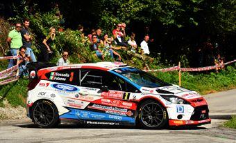 Manuel Sossella, Gabriele Falzone (Ford Fiesta WRC #3, Palladio), CAMPIONATO ITALIANO WRC