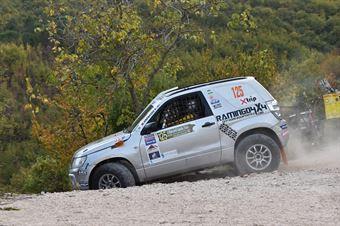 Ananasso Giuseppe,Ibba Roberto(Suzuki Gran Vitara,#125), CAMPIONATO ITALIANO CROSS COUNTRY