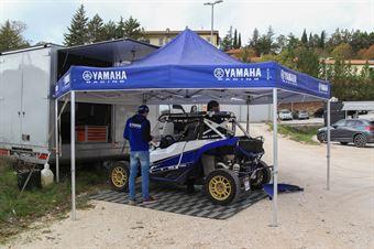 Ventura Amerigo,Fedullo Bruno(Yamaha YZX 1000R,#201), CAMPIONATO ITALIANO CROSS COUNTRY