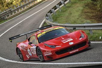 Luca GAETANI ( Ferrari 458 Italia GT3 #165),