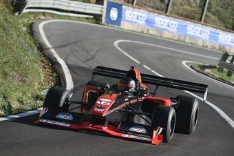 Renzo NAPIONE (Reynard K01L Cosworth #12),