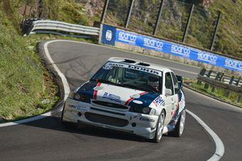 Panagiotis LIORIS (Ford Escort WRC #122),