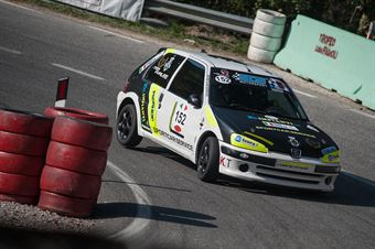 Teobaldo FURLEO (Peugeot 106 GTi S16 #152),