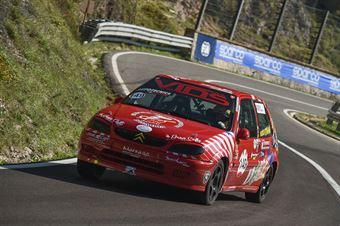 Vincenzo OTTAVIANI (Citroën Saxo VTS #149),