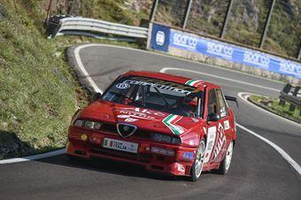 Luigi SAMBUCO (Alfa Romeo 155 #103),