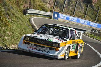 Nikolay ZLATKOV (Audi Quattro S1 #83),