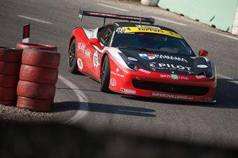 Roberto RAGAZZI (Ferrari 458 Challenge Evo #92),