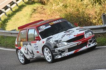 Trifonas CHASAPIS (Citroën AX #137),