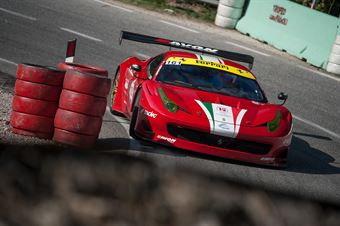 Lucio PERUGGINI (Ferrari 458 GT3 #161),