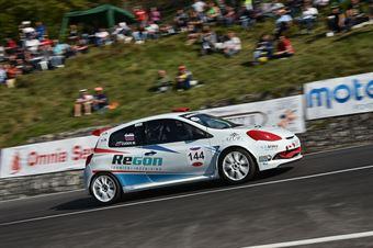 Matevž CUDEN (Renault Clio RS #144),