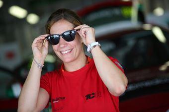 01.07.2016   Michela Cerruti (ITA) Alfa Romeo Giulietta TCR, Mulsanne Racing, TCR ITALY TOURING CAR CHAMPIONSHIP