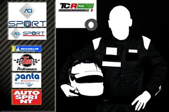 Walter Margelli ( Honda Civic TCR #5) , TCR ITALY TOURING CAR CHAMPIONSHIP