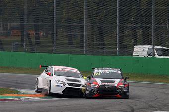 Enrico Bettera (Pit lane Competizioni,Audi RS3 LMS TCR #69), Igor Stefanovski (Stefanovski Racing Team ,Cupra Leon TCR #32) , TCR ITALY TOURING CAR CHAMPIONSHIP
