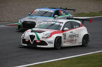 Edoardo Cappello (Gr Piloti Forlivesi,Alfa Romeo Giulietta TCR #53) , TCR ITALY TOURING CAR CHAMPIONSHIP