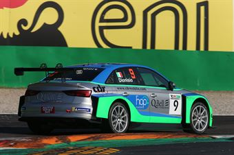 Ermanno Dionisio (Pit Lane Competizioni,Audi RS3 LMS #9) , TCR ITALY TOURING CAR CHAMPIONSHIP