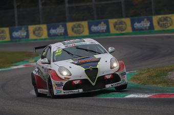 Luigi Ferrara (42 Racing SA, Alfa Romeo Giulietta TCR #42) , TCR ITALY TOURING CAR CHAMPIONSHIP