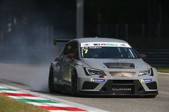 Massimiliano Gagliano (Cupra Leon TCR DSG #7) , TCR ITALY TOURING CAR CHAMPIONSHIP