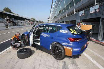 Matteo Greco (Cupra Leon TCR SEQ #34) , TCR ITALY TOURING CAR CHAMPIONSHIP