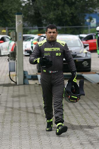 Mauro Guastamacchia (Cupra Leon TCR SEQ #93) , TCR ITALY TOURING CAR CHAMPIONSHIP