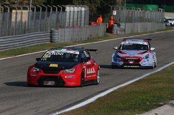 Andrea Larini (Pit lane Cmpetizioni,Seat Leon Cupra TCR #99) , TCR ITALY TOURING CAR CHAMPIONSHIP