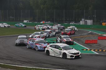 Lorenzo Nicoli ( MM Motorsport,Honda Civic TCR #24) , TCR ITALY TOURING CAR CHAMPIONSHIP