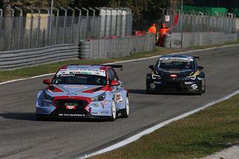 Federico Paolino (BRC Racing Team,Hyundai i30 N TCR #10) , TCR ITALY TOURING CAR CHAMPIONSHIP