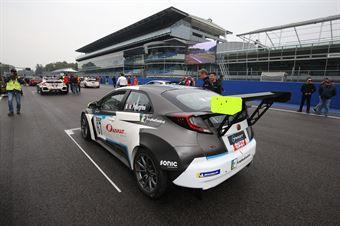 Marco Pellegrini Anatrella (Target Srl,Honda Civic TCR 67) , TCR ITALY TOURING CAR CHAMPIONSHIP