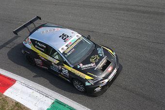Francesco Savoia (Greta Racing MS,Seat Leon TCR #26) , TCR ITALY TOURING CAR CHAMPIONSHIP