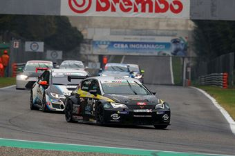 Francesco Savoia (GretaRacing MS,Seat Leon TCR #26) , TCR ITALY TOURING CAR CHAMPIONSHIP