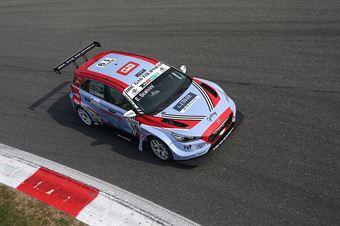 Eric Scalvini (BRC Racing Team,Hyundai i30 N TCR #19) , TCR ITALY TOURING CAR CHAMPIONSHIP