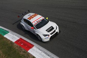 Igor Stefanovski (Stefanovski Racing Team ,Cupra Leon TCR #32) , TCR ITALY TOURING CAR CHAMPIONSHIP
