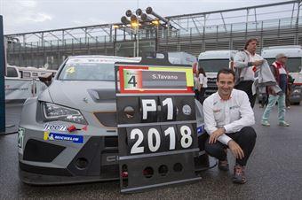 Salvatore Tavano (Cupra Leon TCR SEQ #4) , TCR ITALY TOURING CAR CHAMPIONSHIP