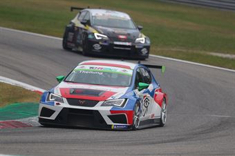 Alessandro Thellung (Seat Leon Racer TCR DSG ##23) , TCR ITALY TOURING CAR CHAMPIONSHIP
