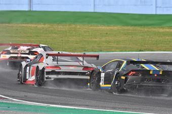 Weerts Nato (Audi Sport Italia,Audi R8 LMS GT3 PRO #7)Kang Tujula (Vincenzo Sospiti Racing srl,Lamborghini Huracan GT3 PRO AM #66), CAMPIONATO ITALIANO GRAN TURISMO