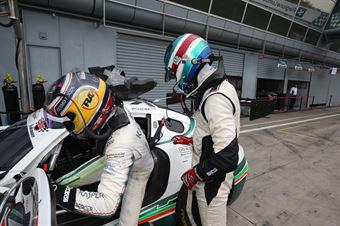 Rovera Agostini (Antonelli Motorsport,Mercedes AMG GT3 GT3 PRO AM #22), CAMPIONATO ITALIANO GRAN TURISMO