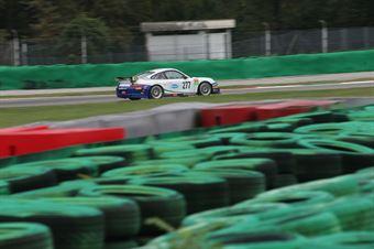 Baruchelli Bravetti (Autorlando Sport, Porsche 997 GT4#277), CAMPIONATO ITALIANO GRAN TURISMO