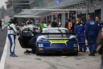 Cerati Chiesa (Autorlando Sport,Porsche 718 Cayman GT4 #275), CAMPIONATO ITALIANO GRAN TURISMO