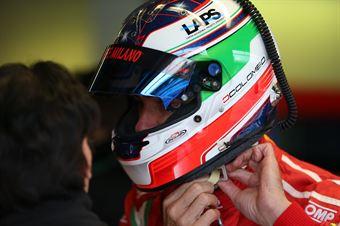 Cristian Colombo (AF Corse,Ferrari 488 GT3 AM #71), CAMPIONATO ITALIANO GRAN TURISMO