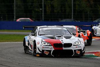 Comandini Johansson (BMW Team Italia,BMW M6 GT3 PRO #15), CAMPIONATO ITALIANO GRAN TURISMO