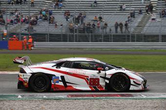 Cuneo Magnoni (Lp Racing srl,Lamborghini Huracan GT3 Evo GT3 PRO AM #88), CAMPIONATO ITALIANO GRAN TURISMO